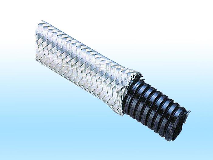 外层编织浪管防水防爆电气配管